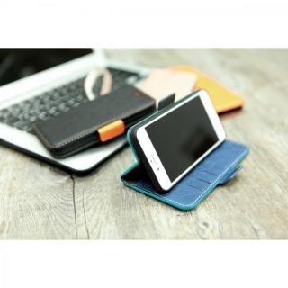 【iPhone8/7/6s/6ケース】Corallo NU 手帳型ケース シャンパンローズ+ホワイト iPhone 8/7/6s/6_8