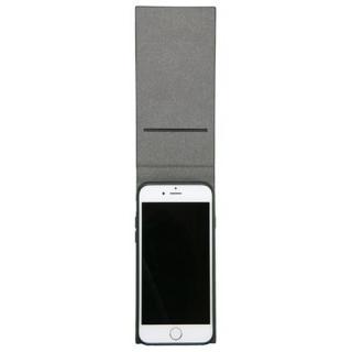 【iPhone7ケース】液晶割れ防止 ハードレザーケース 縦開きタイプ ミライセル レッド iPhone 7_1