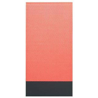 液晶割れ防止 強化ナイロンハイブリットケース 縦開きタイプ ミライセル オレンジ iPhone 7