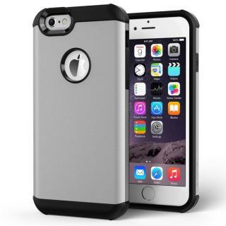 Anker 耐衝撃保護ケース ToughShell  シルバー iPhone 6s/6ケース