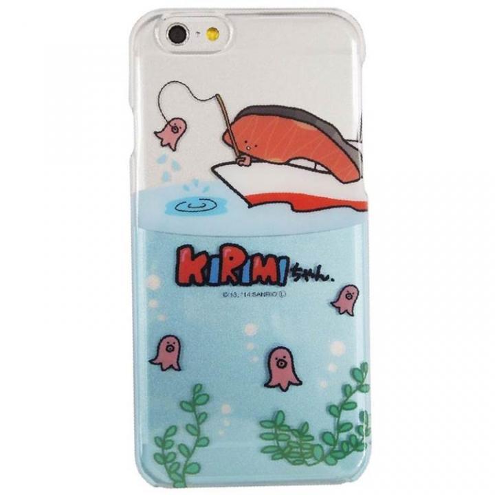 KIRIMIちゃん ハードケース つり iPhone 6s/6ケース