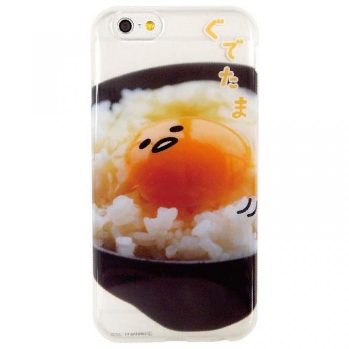 【iPhone6ケース】ぐでたま ソフトケース TKG iPhone 6s/6ケース_0