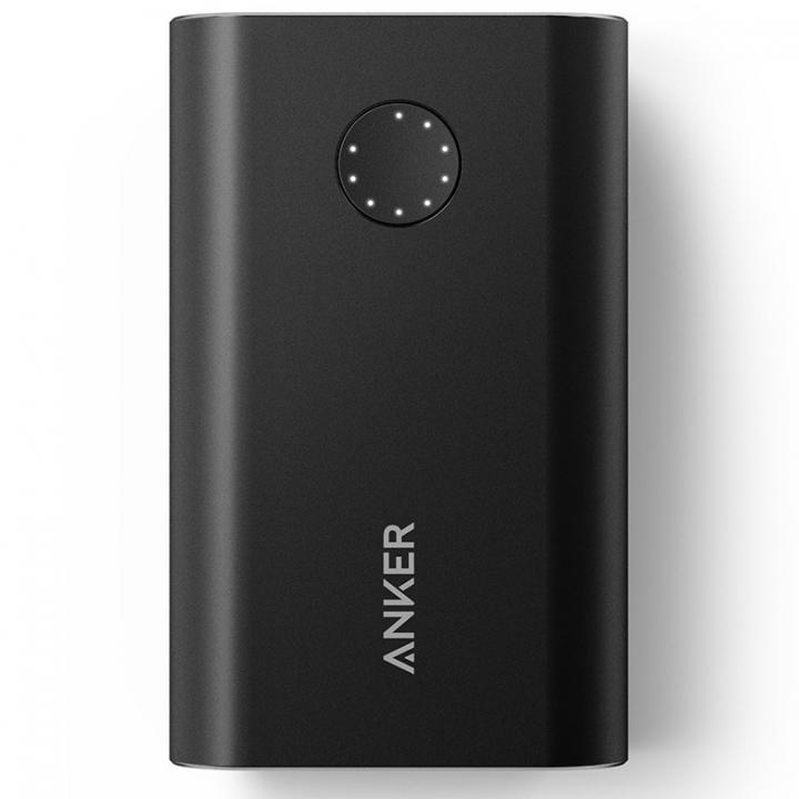 [10050mAh]Anker PowerCore+ 10050 モバイルバッテリー ブラック_0
