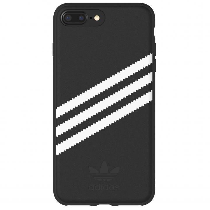 iPhone8 Plus/7 Plus ケース adidas Originals ケース ブラック/ホワイト iPhone 8 Plus/7 Plus/6s Plus/6 Plus_0