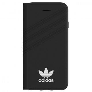 adidas Originals 手帳型ケース ブラック/ホワイト iPhone 8/7/6s/6【10月中旬】