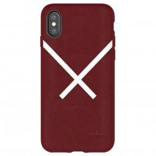 adidas Originals XBYO ケース Collegiate バーガンディ iPhone X【10月中旬】