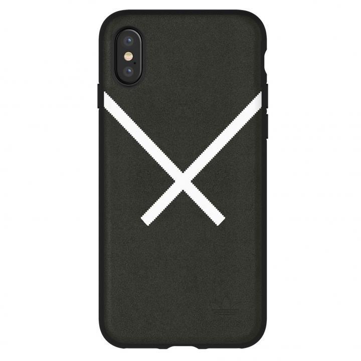 adidas Originals XBYO ケース ブラック iPhone X【10月中旬】