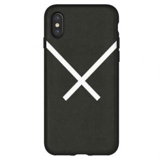 iPhone XS/X ケース adidas Originals XBYO ケース ブラック iPhone XS/X
