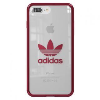 adidas Originals クリアケース Burgundy logo iPhone 8 Plus/7 Plus【10月中旬】