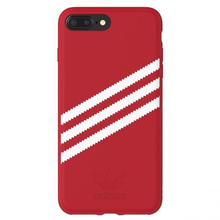 iPhone8 Plus/7 Plus ケース adidas Originals ケース ロイヤルレッド/ホワイト iPhone 8 Plus/7 Plus/6s Plus/6 Plus_0
