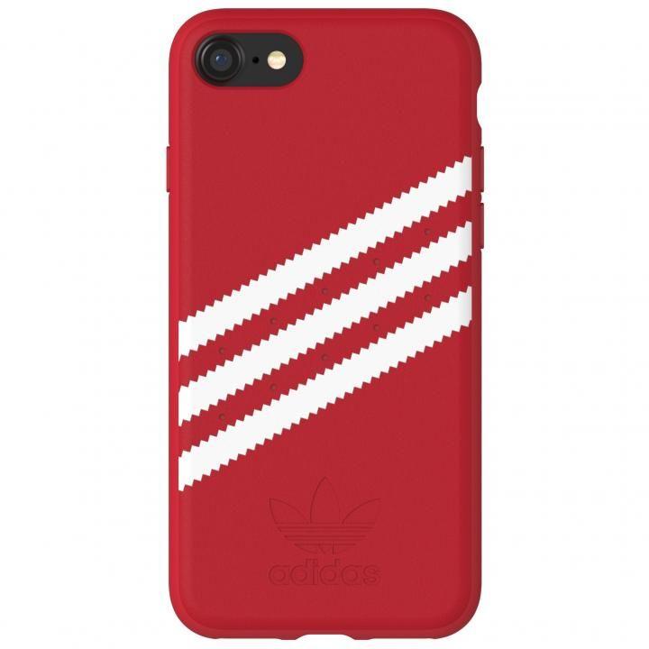 iPhone8/7/6s/6 ケース adidas Originals ケース ロイヤルレッド/ホワイト iPhone 8/7/6s/6_0