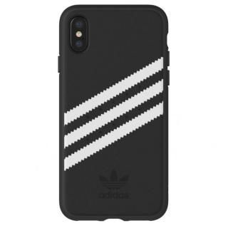 adidas Originals ケース ブラック/ホワイト iPhone X
