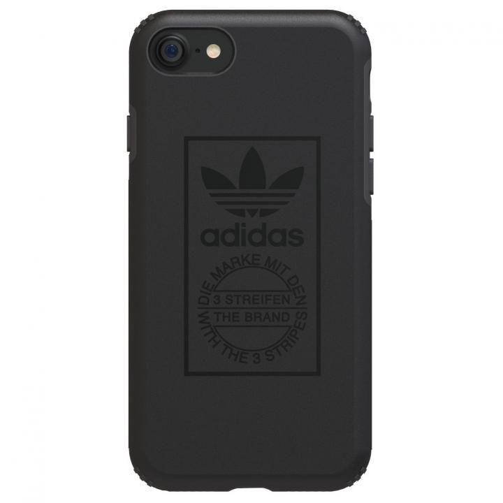 iPhone7 ケース adidas Originals TPUハードケース ブラック iPhone 7_0