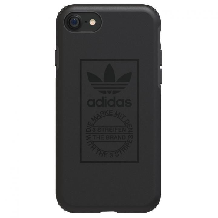 adidas Originals TPUハードケース ブラック iPhone 7