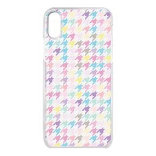 クリアケース Zigzag pattern iPhone X