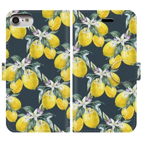 iPhone8/7 ケース 手帳型ケース lemon iPhone 8/7_0
