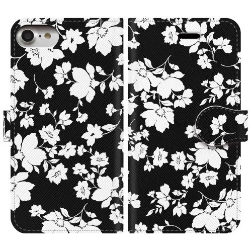 iPhone8/7 ケース 手帳型ケース seamless flower iPhone 8/7_0