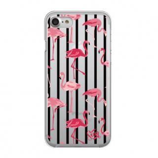 iPhone8/7 ケース クリアケース flamingo iPhone 8/7
