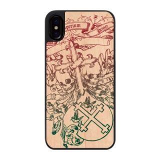 ウッディフォトケース Judge  iPhone X