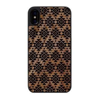 【iPhone Xケース】ウッドカービングケース ORTG1 iPhone X