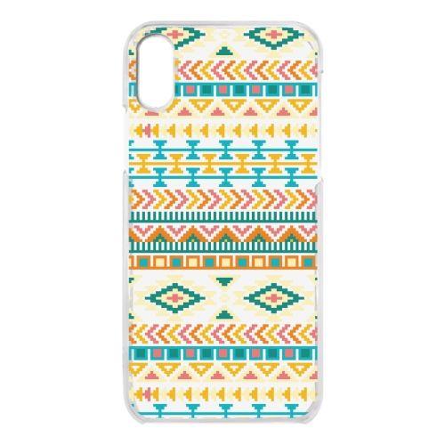 【iPhone Xケース】クリアケース Native American iPhone X_0