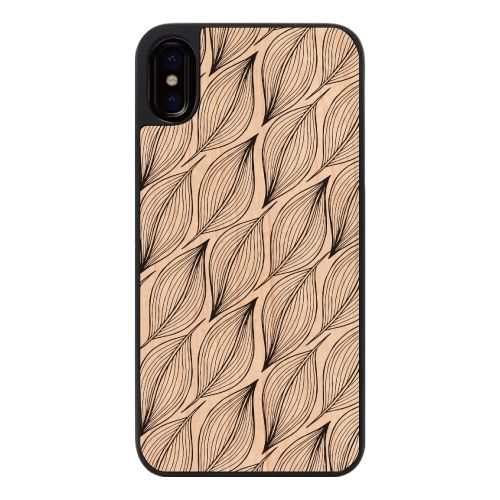 iPhone X ケース ウッディフォトケース Nordic Reef iPhone X_0