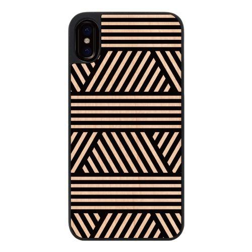 iPhone X ケース ウッディフォトケース Geometric mood2 iPhone X_0