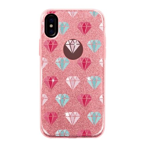 グリッターケース Jewel iPhone X