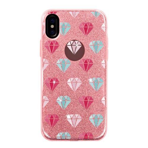 iPhone X ケース グリッターケース Jewel iPhone X_0