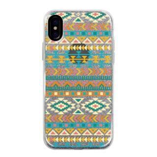グリッターケース Native American iPhone X