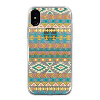 グリッターケース Native American iPhone X