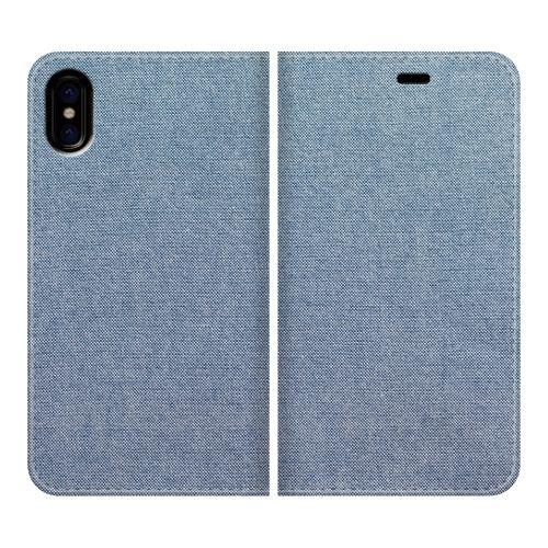 iPhone X ケース 手帳型ケース Oxford iPhone X_0