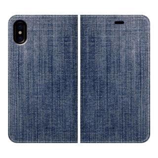手帳型ケース Prewashed iPhone X