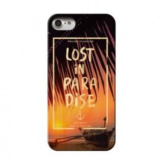 ウッディフォトケース lost in paradise iPhone 8/7