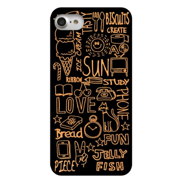 iPhone7 ケース ウッドカービングケース TOY BOX iPhone 7_0