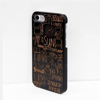 【iPhone7ケース】ウッドカービングケース TOY BOX iPhone 7_1