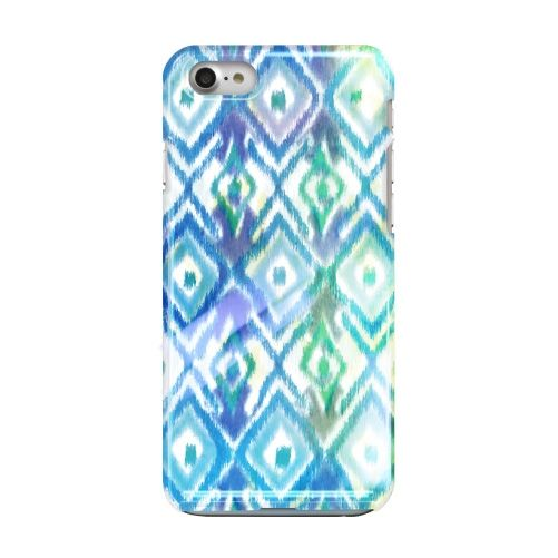 【iPhone7ケース】Jellyfish BLUE FILM ケース Ikat3 iPhone 7_0