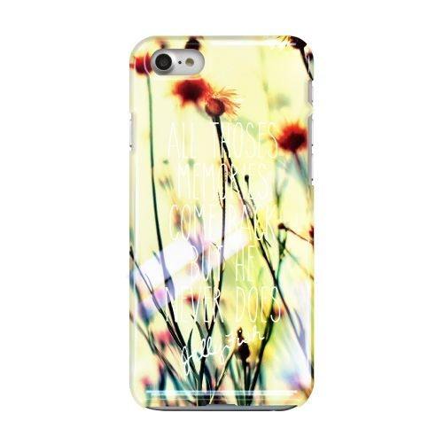 iPhone7 ケース Jellyfish BLUE FILM ケース Never Does iPhone 7_0