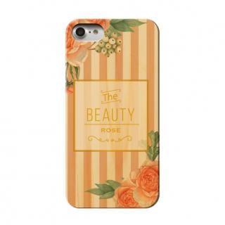 【iPhone8/7ケース】ウッディフォトケース the beauty rose iPhone 8/7