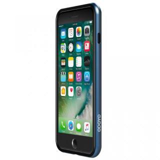 工具不要 かんたん着脱バンパー Blade Edge ブルー iPhone 7