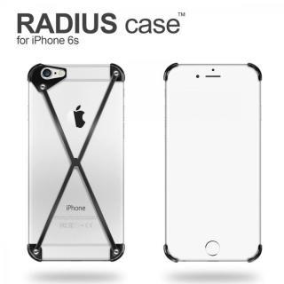 RADIUS アルミケース ブラック iPhone 6s