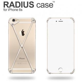RADIUS アルミケース ゴールド iPhone 6s