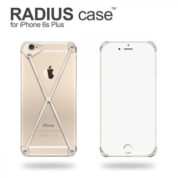 iPhone6s Plus/6 Plus ケース RADIUS アルミケース ゴールド iPhone 6s Plus_0