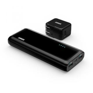 [13000mAh]Anker Astro E4 第2世代 PowerIQ搭載モバイルバッテリー 5V/2A電源アダプタ付属