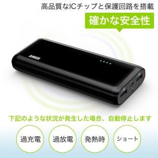 [13000mAh]Anker Astro E4 第2世代 PowerIQ搭載モバイルバッテリー 5V/2Aアダプタ付属_5