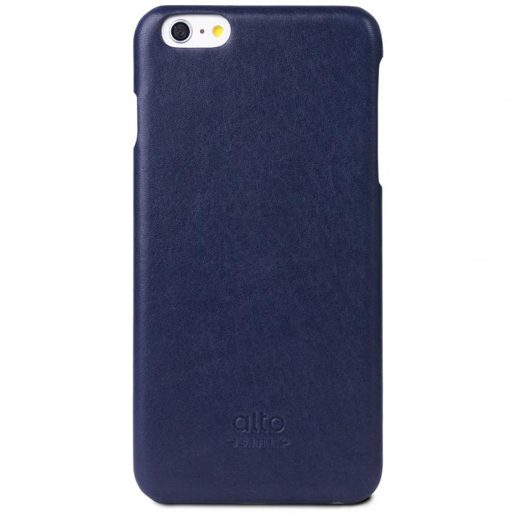 【iPhone6s Plus/6 Plusケース】本革製ケース alto Original ネイビー iPhone 6s Plus/6 Plus_0