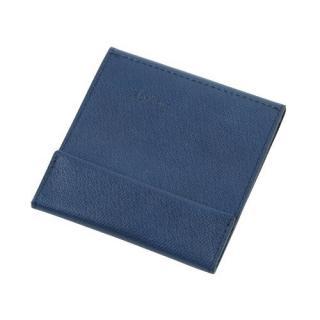薄い財布 abrAsus ネイビー