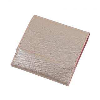 薄い財布 abrAsus プラム