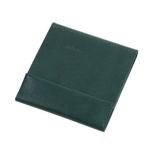 薄い財布 abrAsus ダークグリーン_0