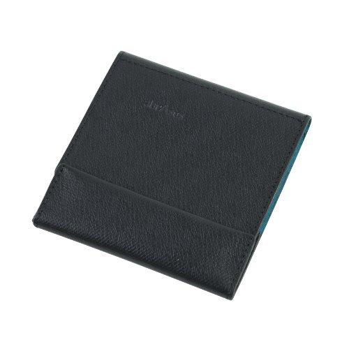 薄い財布 abrAsus ブラックトルコ_0